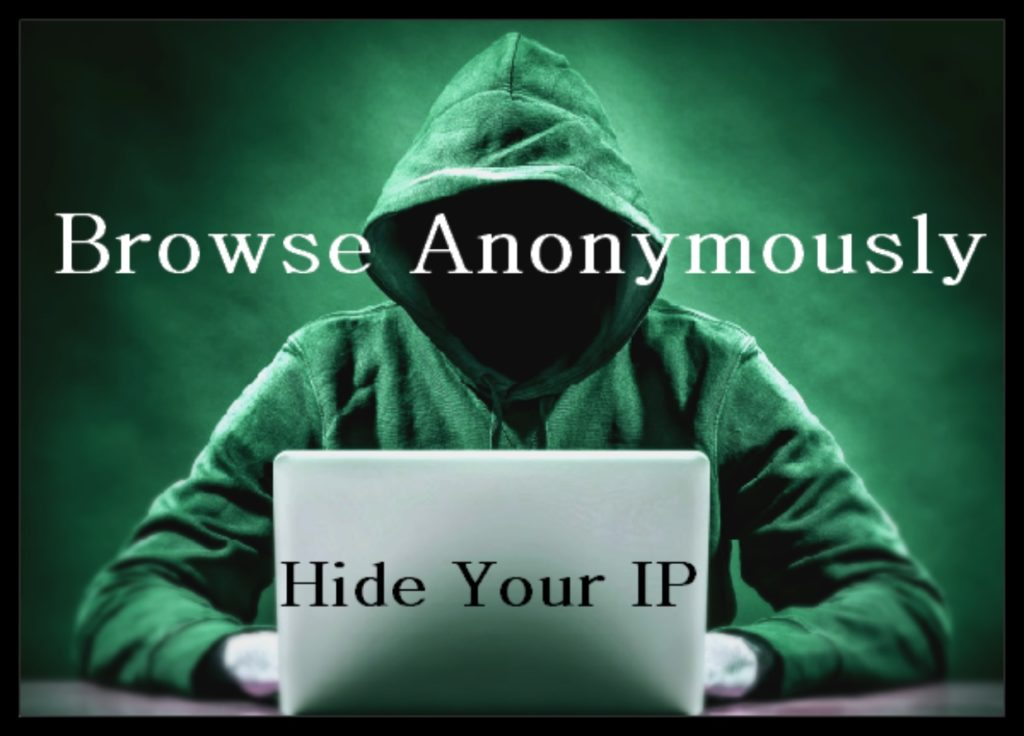 Anonymous browsing